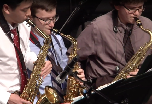 Jazz Band II Winter Concert 2