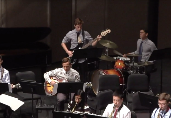 Jazz Band II Winter Concert 4