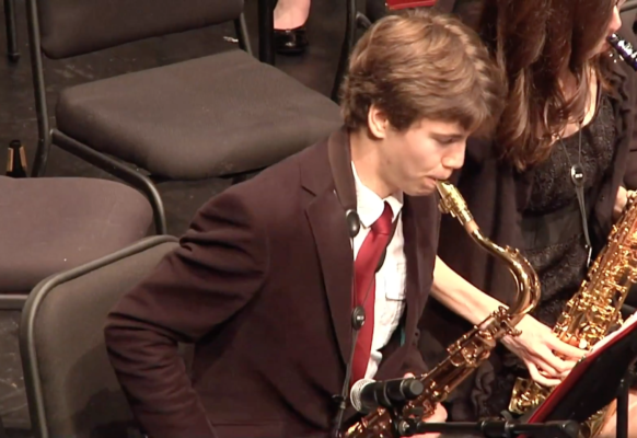 Jazz Band III Winter Concert 2