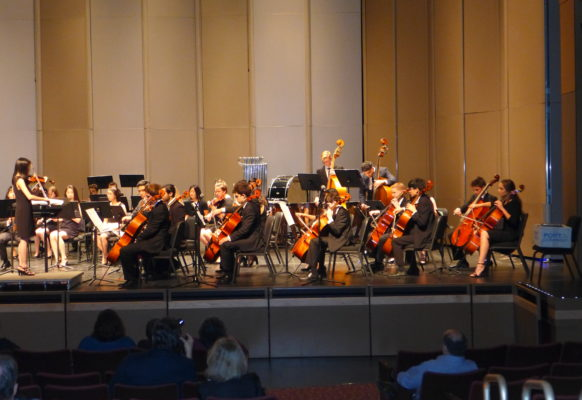 Orchestra Spring Concert 2